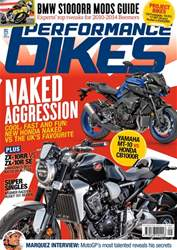 Performance Bikes issue September 2018