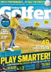 Today's Golfer issue September 2018