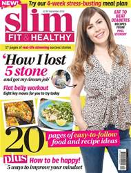 Slim Fit & Healthy issue No.6