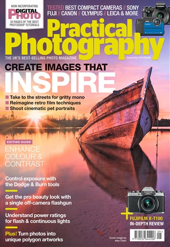 Practical Photography issue September 2018