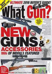 What Gun 2018 issue  What Gun 2018