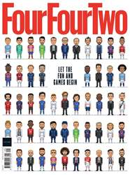 FourFourTwo issue September 2018