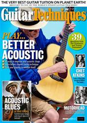 Guitar Techniques issue September 2018