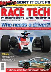 Race Tech issue Race Tech Issue 214