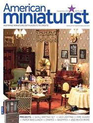 American Miniaturist issue September 2018