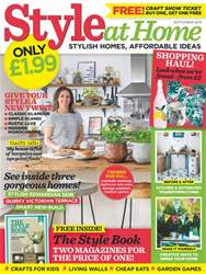 Style at Home issue September 2018