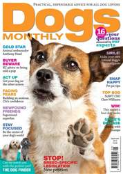 Dogs Monthly issue September 2018