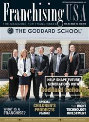 Franchising USA issue August 2018