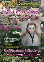 Abbingdon Auctions issue Peaceful EasyFeeling