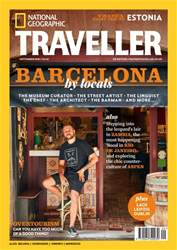 National Geographic Traveller (UK) issue September 2018