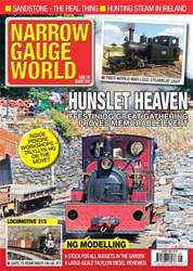 Narrow Gauge World issue Aug-18
