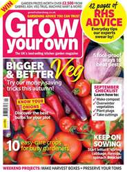 Grow Your Own issue Sep-18
