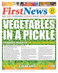 First News Issue 633 issue First News Issue 633