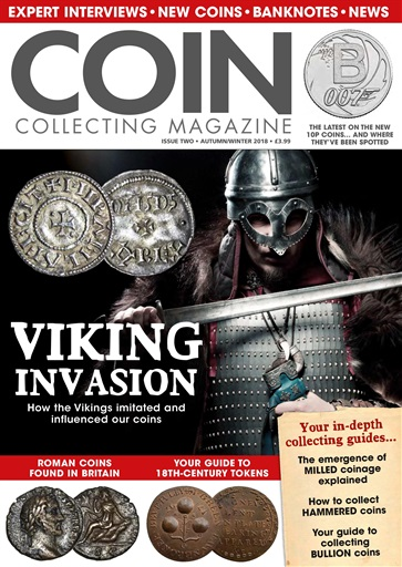 Coin Collecting Magazine Preview