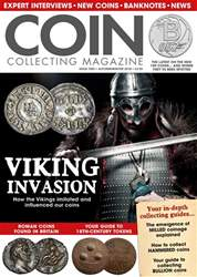 Coin Collector issue Issue 2  - bigger and better!