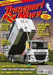 Transport News issue Transport News