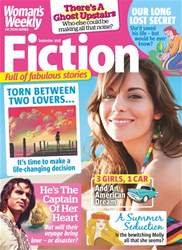 Womans Weekly Fiction Special issue September 2018