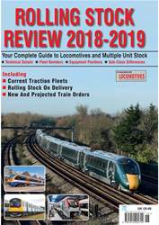 Modern Railways issue Rolling Stock Review 2018-2019