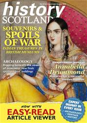 History Scotland issue Sept - Oct 2018