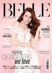 Belle Bridal Magazine issue AW 18 YORKSHIRE/NW