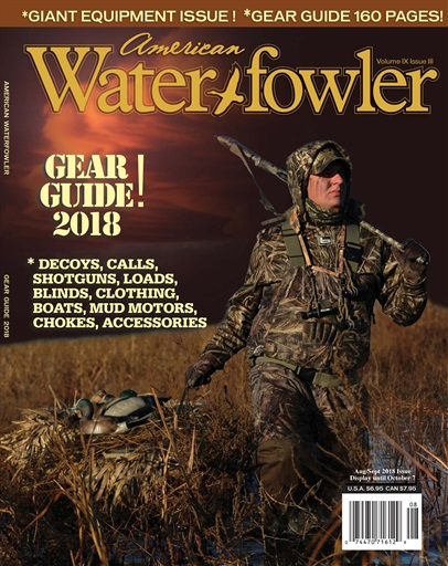 American Waterfowler Preview