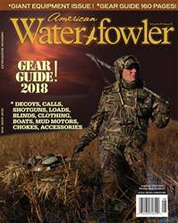 American Waterfowler issue Gear Guide 2018