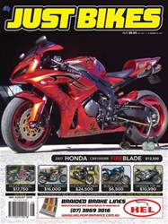 JUST BIKES issue 19-01