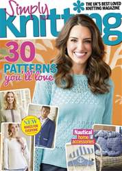 Simply Knitting issue Issue 176