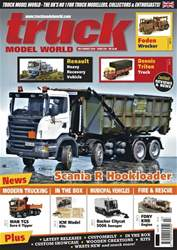 Truck Model World issue July / August 2018