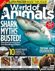 World of Animals issue Issue 62