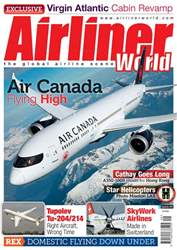 Airliner World issue   September 2018