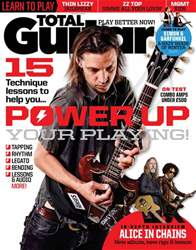 Total Guitar issue Summer 2018