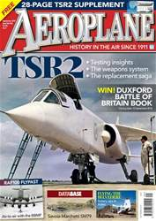 Aeroplane issue  September 2018