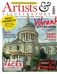 Artists & Illustrators issue September 2018