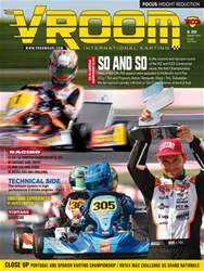 Vroom International issue n. 206 August 2018