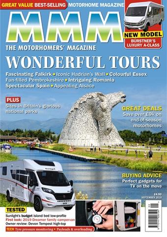 MMM magazine issue The Wonderful Tours issue – September 2018