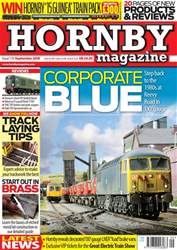 Hornby Magazine issue   September 2018