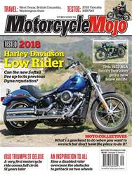 Motorcycle Mojo issue Sept/Oct 2018