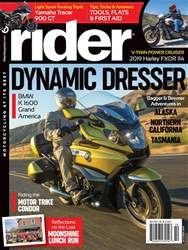 Rider Magazine issue October 2018