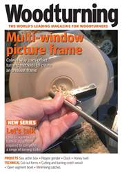 Woodturning issue September 2018