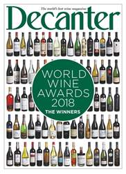 Decanter issue World Wine Awds 2018