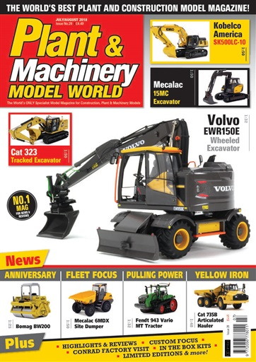 Plant & Machinery Model World Preview