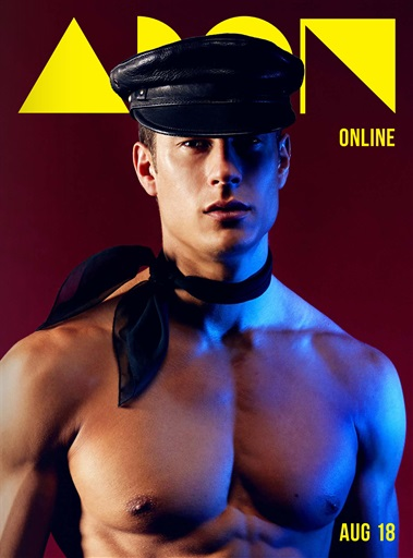 Adon Magazine Preview