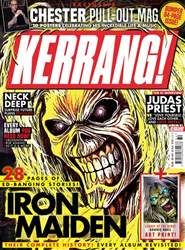 Kerrang issue 11/08/2018