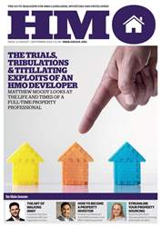 HMO issue HMO Issue 13