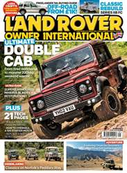 Land Rover Owner issue September 2018