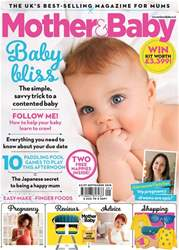 Mother & Baby issue September 2018