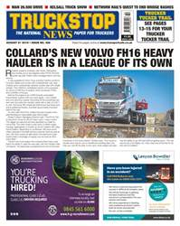 Truckstop News issue 21st August 2018