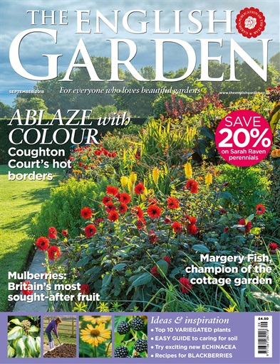 Title Cover Preview The English Garden