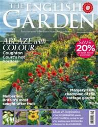 The English Garden issue The English Garden
